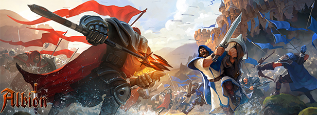 albion online steam