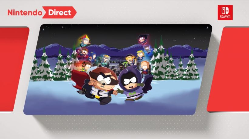 south park new game nintendo switch