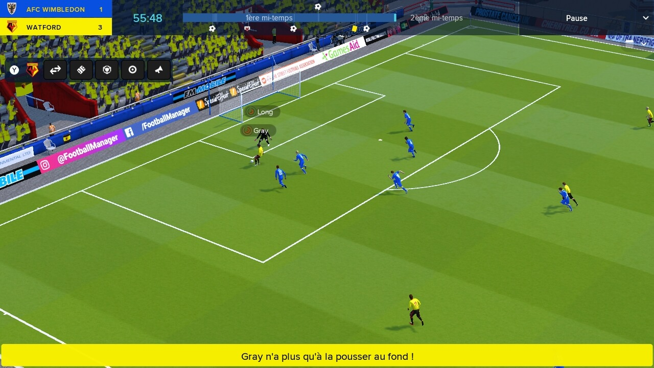 Football Manager Touch 2018 nintendo switch2