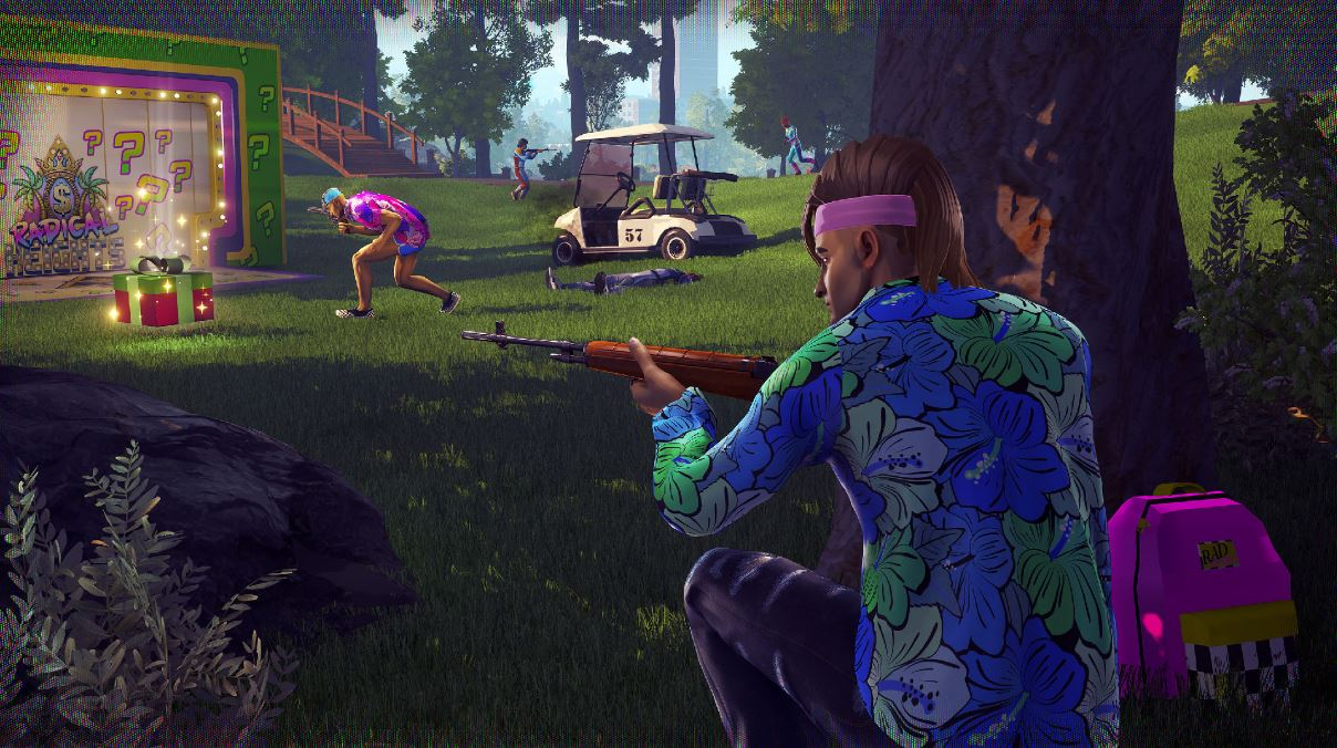 Radical Heights battle royale gratuit free to play 4
