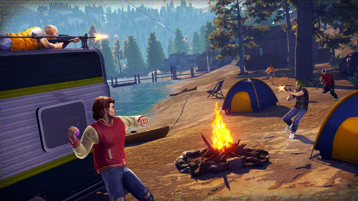 Radical Heights battle royale gratuit free to play5