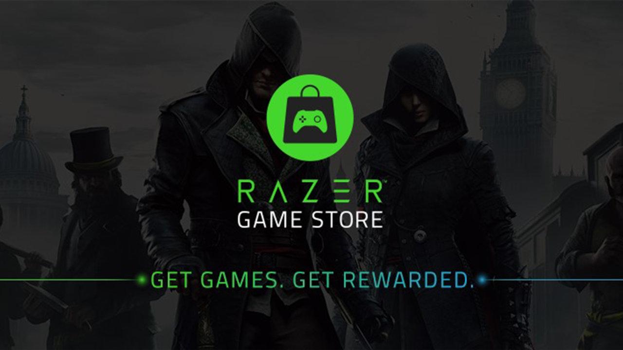 Razer lance sa propre boutique de jeux PC : le Razer Game Store