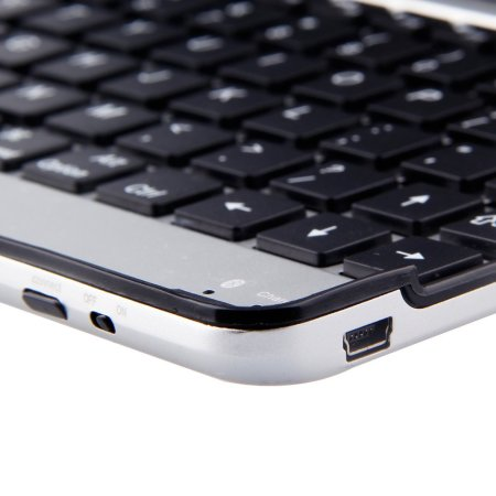 Test Coque Clavier QWERTY iPad 6