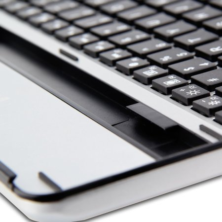 Test Coque Clavier QWERTY iPad