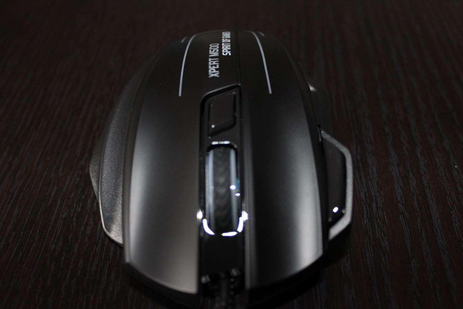 Test Souris gaming Spirit of Gamer XPERT M500 screen13