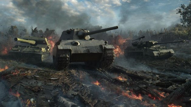 War Stories World of Tanks