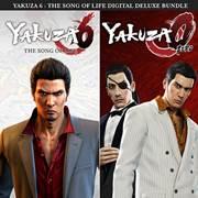 Yakuza 6 The Song of Life and Yakuza 0 Digital Bundle