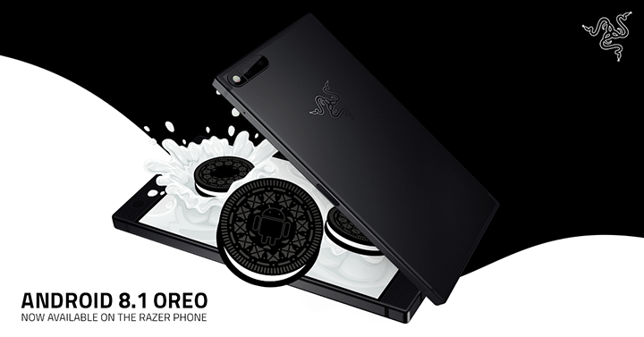 android 8.1 oreo razer phone