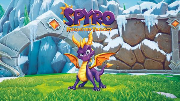 spyro reignited trilogy xbox one ps4