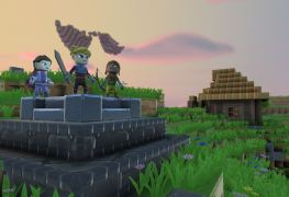 Démo portal knights nintendo switch eshop