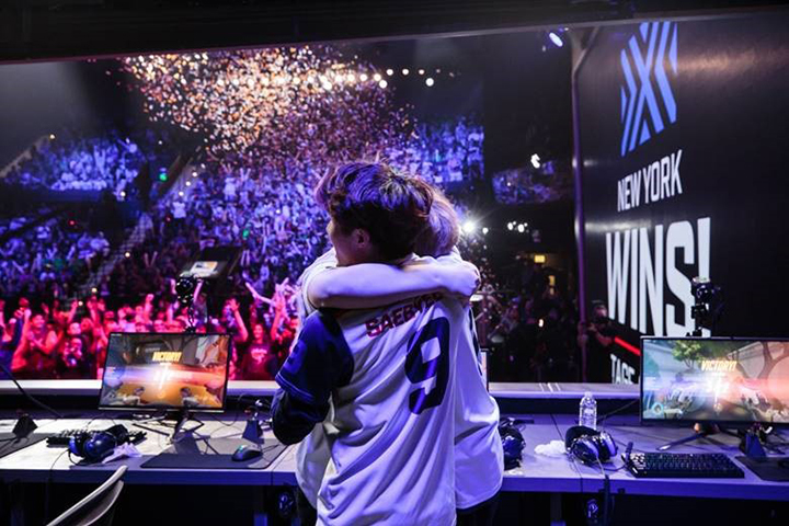 Overwatch League new york excelsior