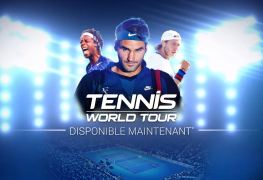 Tennis World Tour ps4 xbox one