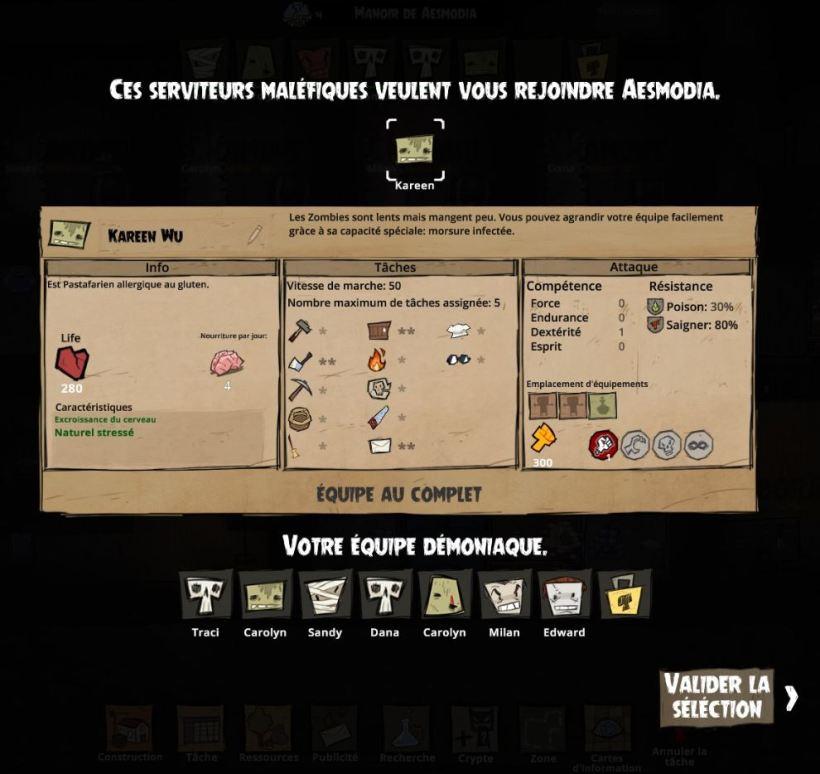 Test MachiaVillain Pc Steam screen12
