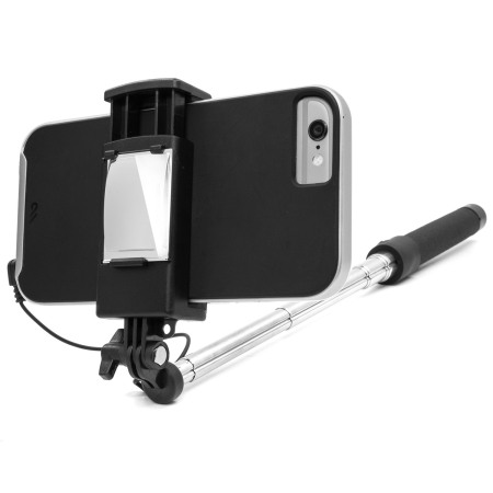 Test Perche selfie de poche Olixar avec miroir screen01