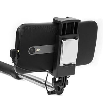 Test Perche selfie de poche Olixar avec miroir screen7