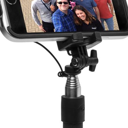Test Perche selfie de poche Olixar avec miroir screen9