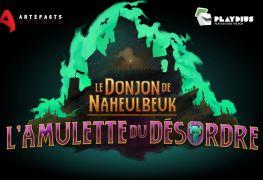 Le Donjon de Naheulbeuk L'amulette du désordre