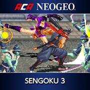 Mise à jour du PS Store 11 juin 2018 ACA NEOGEO SENGOKU 3