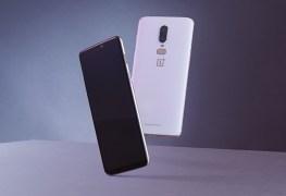 OmePlus 6 Silk white