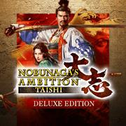 PS Store 4 juin 2018 NOBUNAGA'S AMBITION Taishi Deluxe Edition with Bonus