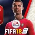 Coupe du Monde EA SPORTS FIFA 18 logo
