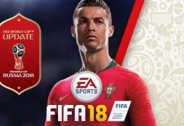 Coupe du Monde EA SPORTS FIFA 18 logo