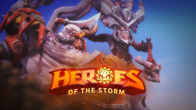 Désert de la Chromessence heroes of the storm