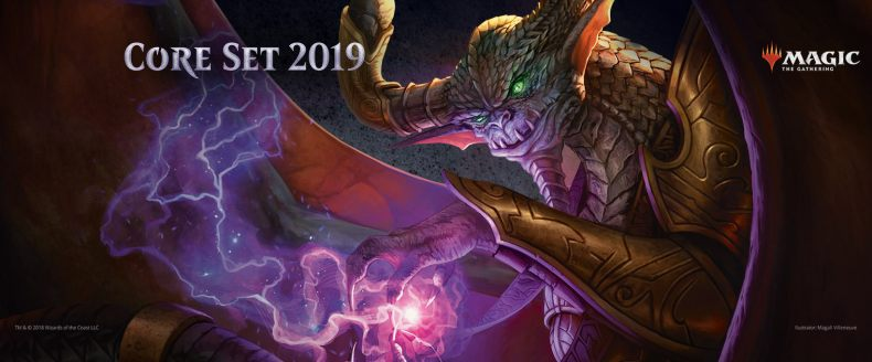 Magic The Gathering édition de base 2019 anniversary5