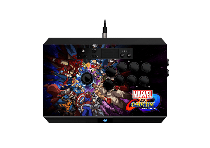 Razer Panthera Marvel vs Capcom
