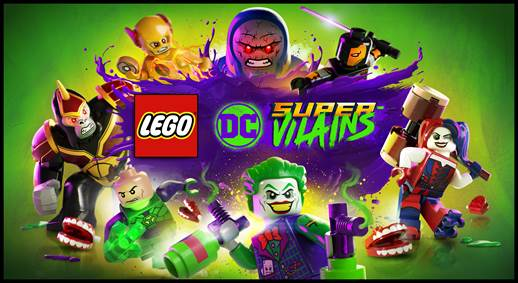 Vidéo LEGO DC SUPER VILAINS