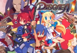 Disgaea 1 Complete video personnages
