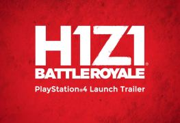 H1Z1 ps4 launch trailer
