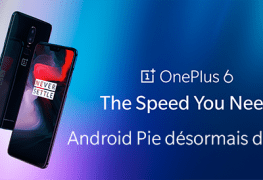 Android 9.0 Pie OnePlus 6