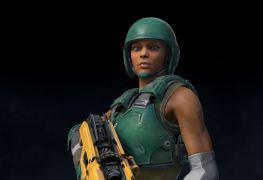 Athena Quake Champions trailer