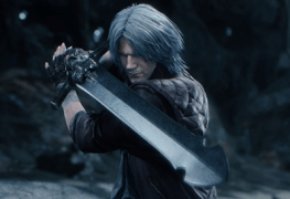 Dante devil may cry 5 trailer tokyo game show 2018