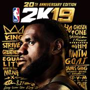 Mise à jour du PS Store du 3 septembre 2018 NBA 2K19 20th Anniversary Edition