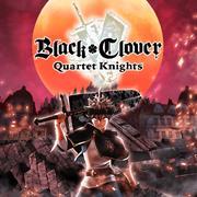Mise à jour du playstation store du 10 septembre 2018 BLACK CLOVER QUARTET KNIGHTS