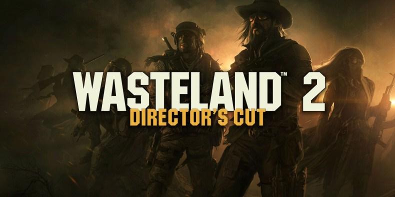 date de sortie Wasteland 2 Director's cut nintendo switch