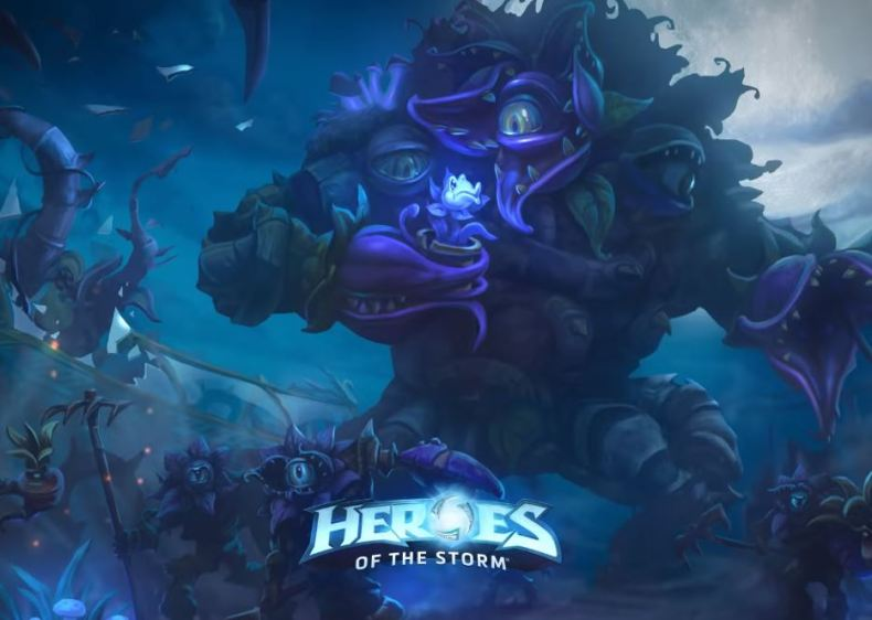 mise à jour heroes of the storm septembre 2018