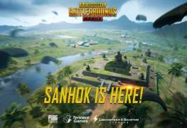 mise à jour septembre pubg mobile sanhok