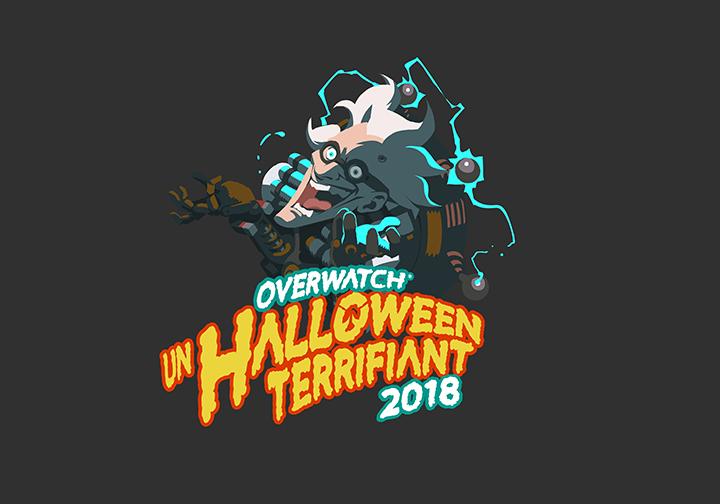 Un Halloween Terrifiant 2018 overwatch