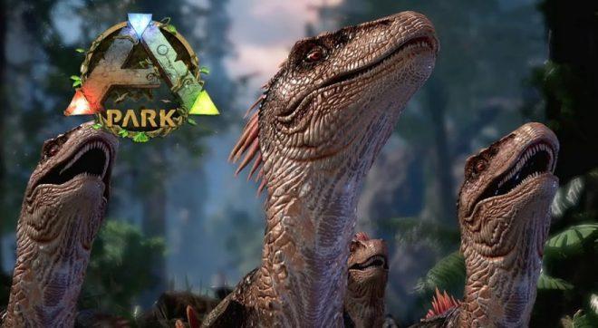 Ark Park disponible pc ps4 vr