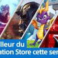 PS Store - Mise à jour du 12 novembre 2018