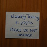 Notable Notes: Usability Tests vs. Peer Review
