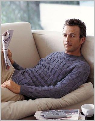 Домашний свитер