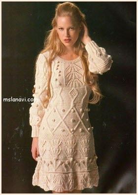 Роскошное платье