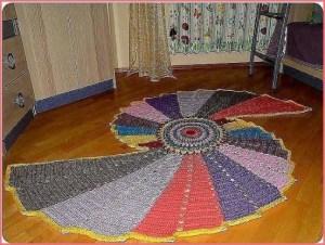 Необычный ковёр