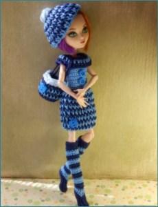 Куколка-модница