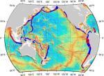 Unión Europea de Geociencias ubica en el mapamundi los puntos calientes propensos a un megaterremoto