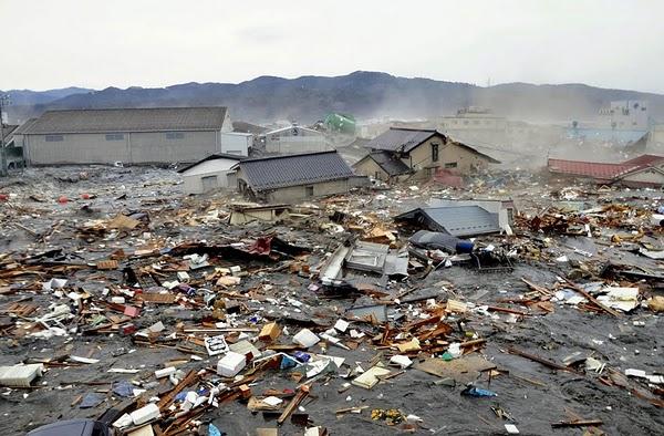 El terremoto de Japón en 2011 pudo afectar el campo de gravedad de La Tierra